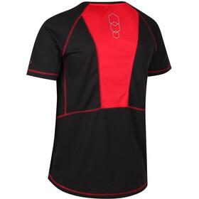 Regatta Virda II - T-shirt manches courtes Homme - rouge/noir
